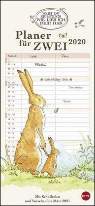 Weißt Du Eigentlich : wei t du eigentlich wie lieb ich dich hab planer f r zwei kalender 2020 kalender portofrei ~ Watch28wear.com Haus und Dekorationen