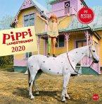 Pippi Langstrumpf Broschurkalender 2020