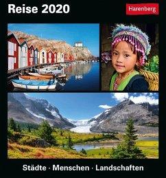 Reise 2020 - Pollmann, Bernhard; Schnober-Sen, Martina