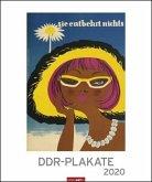 DDR-Plakate - Kalender 2020
