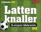 Lattenknaller - Kalender 2020