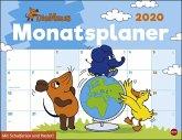 Die Maus Monatsplaner - Kalender 2020