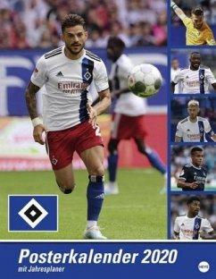 HSV Posterkalender 2020