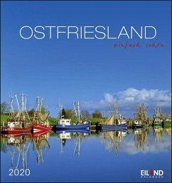 Ostfriesland 2020 - Postkartenkalender