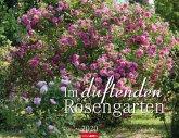 Im duftenden Rosengarten 2020. Duftkalender