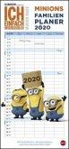 Minions Familienplaner - Kalender 2020