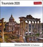 Traumziele - Kalender 2020
