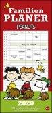Peanuts Familienplaner - Kalender 2020