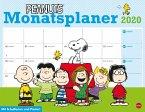 Peanuts Monatsplaner 2020