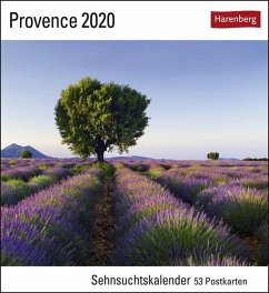 Provence - Kalender 2020 - Gerth, Roland