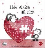 sheepworld Postkartenkalender - Kalender 2020