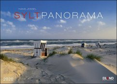Sylt-Panorama 2020 - Panorama-Postkarten