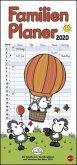 sheepworld Familienplaner - Kalender 2020