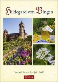 Hildegard von Bingen 2020 Wochenplaner - Durdel-Hoffmann, Sabine