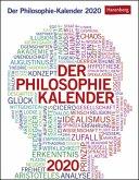Der Philosophie-Kalender 2020