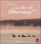 Ich wünsch dir... ein Jahr voll Harmonie 2020. Postkartenkalender