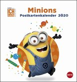 Minions Postkartenkalender - Kalender 2020