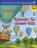 Der Kinder Brockhaus Kalender für clevere Kids - Kalender 2020