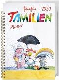 Helme Heine Familienplaner Buch A6 - Kalender 2020