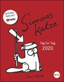 Simons Katze Tagesabreißkalender - Kalender 2020