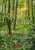 Im deutschen Wald - Literaturkalender 2020