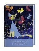 Rosina Wachtmeister Kalenderbuch A7 2020