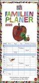 Die kleine Raupe Nimmersatt Familienplaner - Kalender 2020