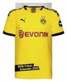 Borussia Dortmund Trikotkalender - Kalender 2020