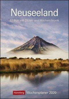 Neuseeland - Kalender 2020 - Mirau, Rainer