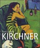 Ernst Ludwig Kirchner - Kalender 2020