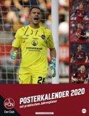 1. FC Nürnberg Posterkalender 2020