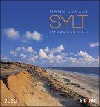 Sylt-Impressionen 2020 - Postkartenkalender