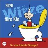 Witze fürs Klo 2020. Für viele fröhliche Sitzungen!