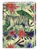 Tropical Birds Kalenderbuch A6 - Kalender 2020