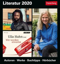 Literatur - Kalender 2020 - Enxing, Magnus; Lotz, Brigitte