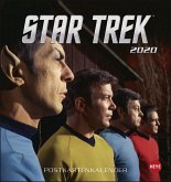 Star Trek Postkartenkalender 2020