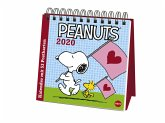 Peanuts Aufstell-Postkartenkalender - Kalender 2020