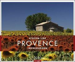 Provence Impressionen - Kalender 2020 - Lipp, Steffen