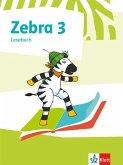 Zebra 3. Lesebuch Klasse 3