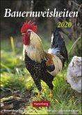 Bauernweisheiten 2020