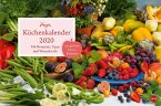 Küchenkalender Broschur XL 2020