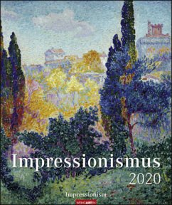 Impressionismus - Kalender 2020