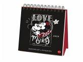 Mickey Mouse Premium-Postkartenkalender 2020