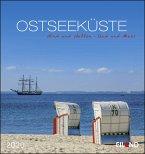Ostseeküste 2020 - Postkartenkalender