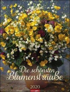 Die schönsten Blumensträuße - Kalender 2020 - Schneiders, Ulrike
