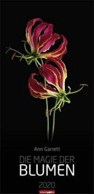 Die Magie der Blumen - Kalender 2020 - Garrett, Ann
