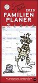 Simons Katze Familienplaner - Kalender 2020