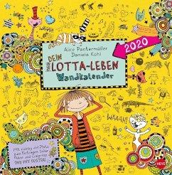 Lotta-Leben Broschurkalender 2020 - Kohl, Daniela; Pantermüller, Alice