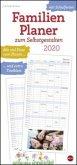Familienplaner zum Selbstgestalten 2020