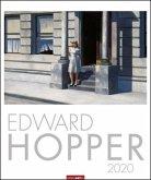 Edward Hopper - Kalender 2020